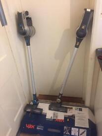 Vax cordless vacuum hoover