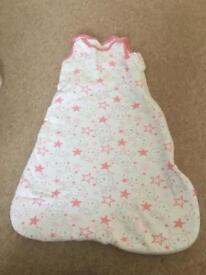 Baby sleeping bags 0-6 months 1.5 tog