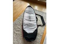 Rip Curl F-Light Board Bag suitable for 6' 2""