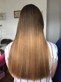 Lovely PROFESSIONAL BRAZILIAN KERATIN HAIR TREATMENTS -COCOCHOCO KERATIN by Renee Beauty