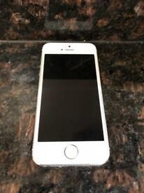 Apple iPhone 5s 16GB white SOLD