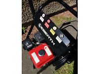 Eberth 6.5 HP Petrol Pressure Washer c/w Snow Foam Lance