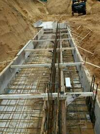 Shuttering/ formwork carpenter