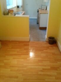 house to rent 2 bedroom , C/H .D/G. NICE CLEAN HOUSE