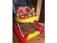 ***Red Kite Baby Go Round Twist Baby Walker***