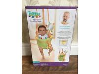 Taggies Safari baby door jumper