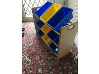 Toy / Storage Boxes and Holder
