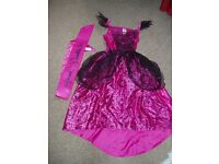girls prom queen dress up outfit