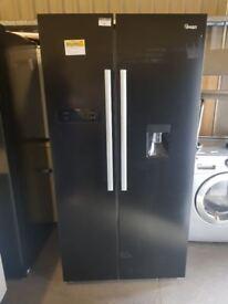 Swan American Fridge Freezer *Ex-Display* (6 Month Warranty)