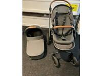 Maxi-Cosi Carry cot & Stroller - Grey