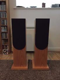 High end floorstanding speakers. Custom built and designed.