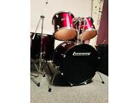 Ludwig Accent Drum Kit Set for sale
