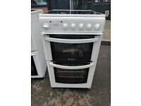 Hotpoint Electric Cooker(50cm) (6 Month Warranty)
