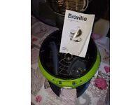 Breville Halo 2 Air Fryer only used a few times