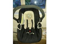 Hauck Excellent condition baby car seat