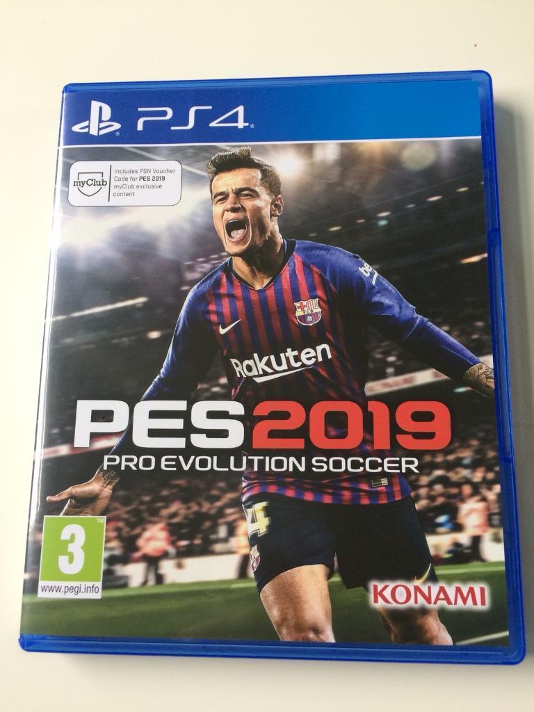 PES 2019 PS4  88cc25c2114a9