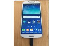 Samsung galaxy s4 unlocked white