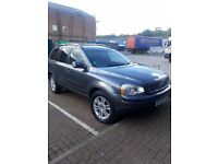 Volvo 7 Seater XC90 SE LUX D5 AWD Auto, Lovely car, long MOT, miles low for age genuine sale