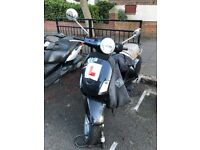 Vespa LX125 for sale - £1,500