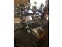 TECHNOGYM EXCITE 500I LED SYNCHRO CROSS TRAINERS FORSALE!!