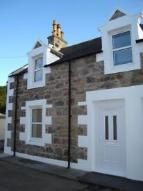 Live where others spend their holidays! Lovely 2 bed Fisher's Cottage by the sea to let.