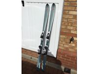 Nordica carver skis. 163cm