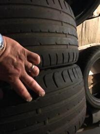 235/40/18 tyres