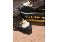 Workforce Safety Footwear (Steal Toecaps)