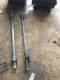 Ford Galaxy Roof Rack bars