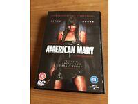 American Mary DVD