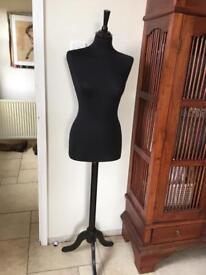 Mannequin tailors model dummy