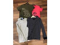Boys next clothing bundle age 9