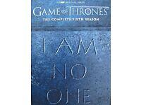 DVD Game of Thrones (Original Series)