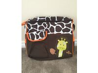 Giraffe Changing Bag