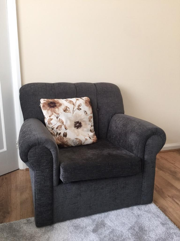 Armchairs with cushionsin Cambridge, CambridgeshireGumtree - 2 x Armchairs comfortable and in good condition for sale. Cushions are included. Total price £40 for the twin set. Can be collected free. Delivery could not be provided