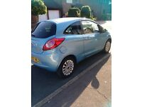 Ford Ka Zetec 2012, Blue, Manual, Mot July 2017 Great first car, Road Tax only £30, £4500