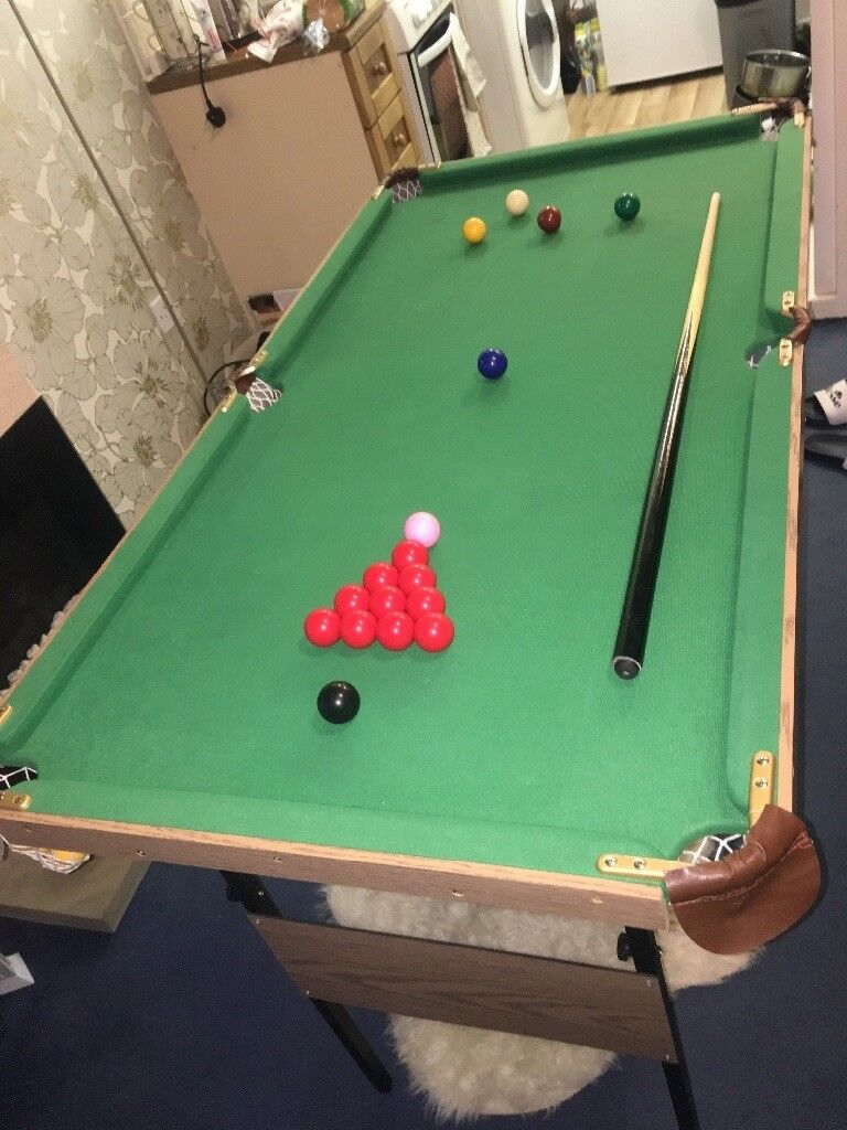 Pool / Snooker Table