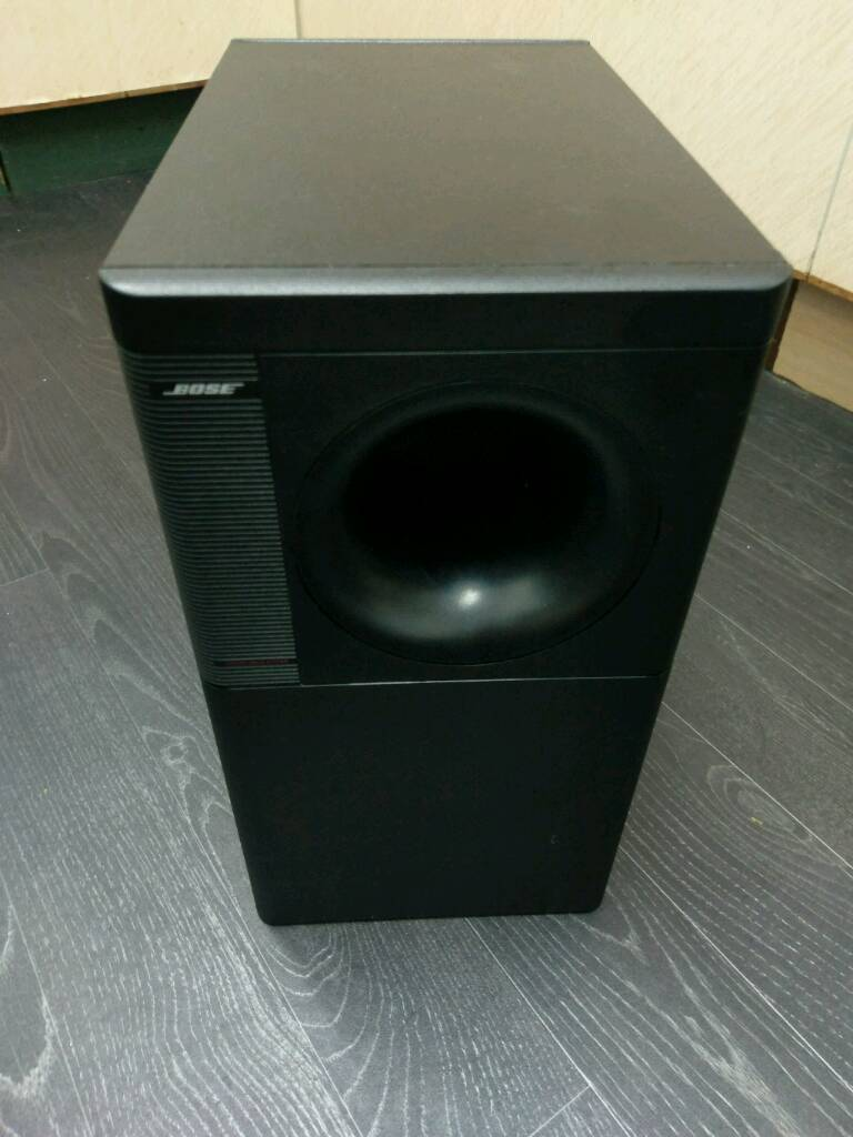 Bose Acoustimass 3 Lv Stereo Home Cinema Passive Subwoofer