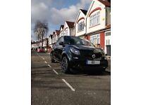 Smart ForFour (Prime Premium) - Manual - 65 Reg - 20,000 Miles - Black