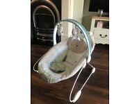 INGENUITY AUTOMATIC BABY BOUNCER RPR £70