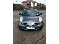 Nissan Micra 2005, Grey, lovely car, no problems great run around