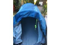 Blue 2 man tent ⛺️