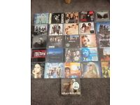 26 music cds mainly pop