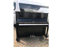 Yamaha U3 silent piano  Belfast Pianos  