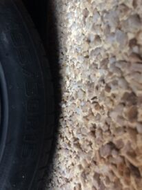 15s alloys four stud all good tires and good condition £40 no offers