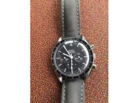 Omega Speedmaster wanted up to £3,000