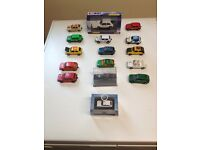 *** Joblot / Collection / Retro Vw Mk1 And Mk2 Golf GTI Model Cars *** £80