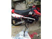 Stomp 125cc Pit Bike