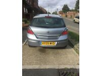 Vaxall Astra 1.4 quick sale