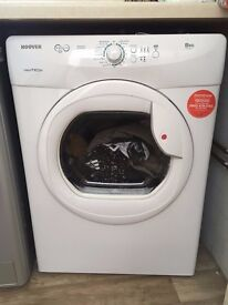 Tumble Dryer (Hoover)- Less than 1 year old